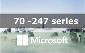 70-247 – Configuring and Deploying a Private Cloud with System Center 2012 R2 (MCSE) Series