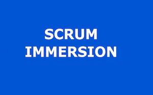 SCRUM Immersion Series