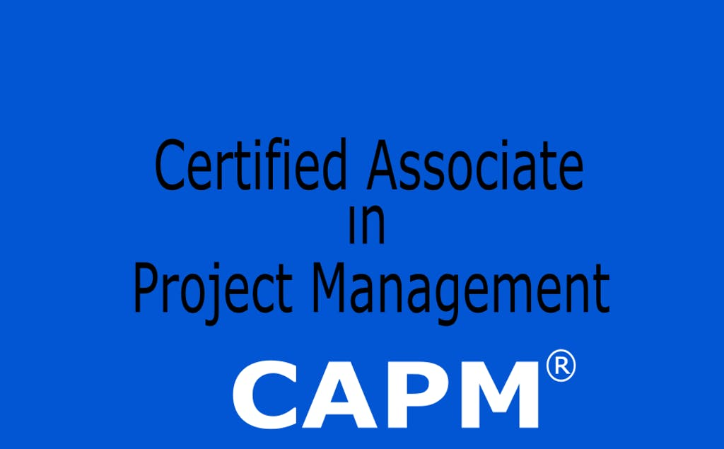 Certified Associate in Project Management (CAPM) ®2018 Exam Prep Series