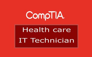 CompTIA Healthcare IT Technician Series